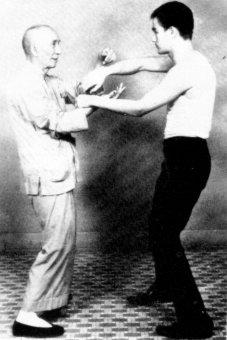 Bruce Lee En Wing Chun Grootmeester Ip Man