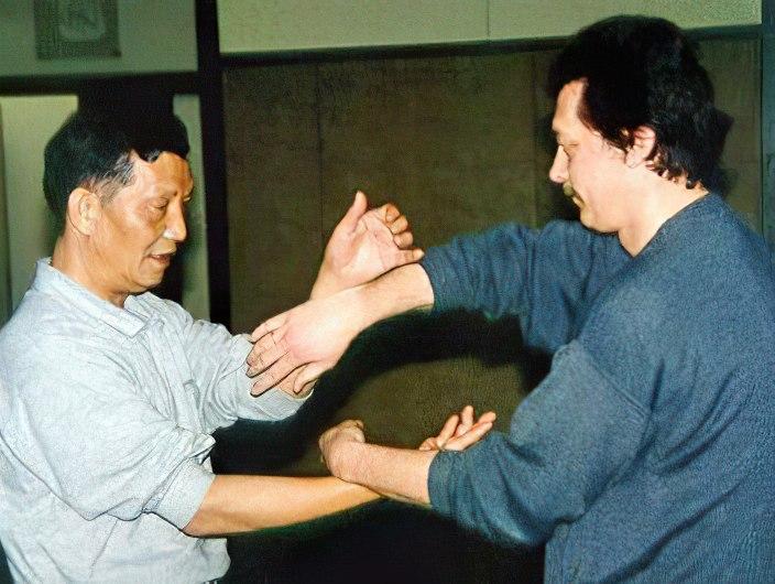 Chi Sau Met Ip Ching - De Jongste Zoon Van Grootmeester Ip Man