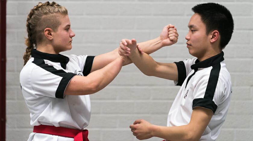 Chinese Vechtsport - Wing Chun Kung Fu