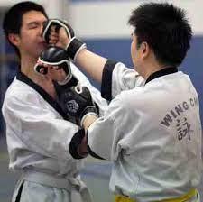 Vechtsport Voor Zelfverdediging?
