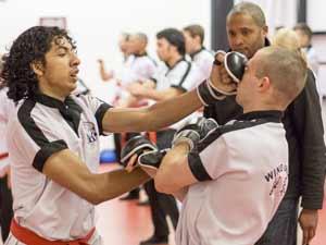 Wing Chun is een zeer geschikt voor zelfverdediging.