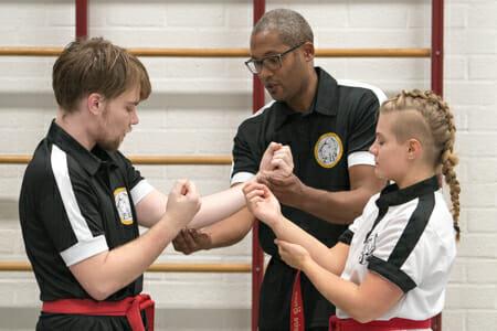Wing Chun als Vechtsport
